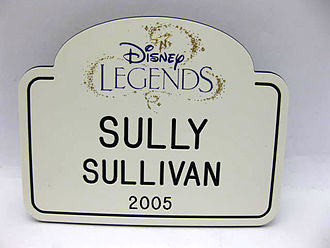 Disney Legends - The nametag given to Disney Legends