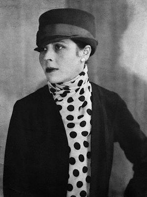 English: Djuna Barnes, writer Deutsch: Djuna B...