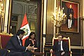 Dmitry Medvedev in Peru 24-25 November 2008-6.jpg