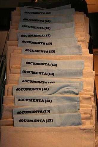 Documenta (13) - dOCUMENTA (13)