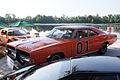 Dodge Charger 1969 General Lee LSideFront CECF 9April2011 (14414495237).jpg