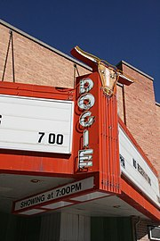 Dogie Theater, Newcastle