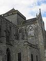 Dol-de-Bretagne (35) Cathédrale Salle sapitulaire et transept sud.JPG