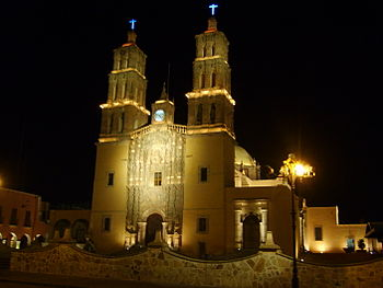 Dolores Hidalgo night