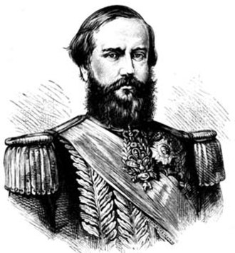 Liberal rebellions of 1842 (Empire of Brazil) - The Emperor at the time of the revolts, Dom Pedro II.