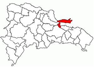 Samaná Peninsula - Image: Dom Rep Samaná
