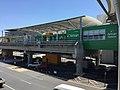 Domestic Terminal railway station, Brisbane.JPG