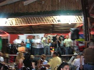 Merengue típico Musical genre of the Dominican Republic
