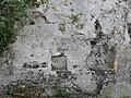 Domme chapelle Caudon falaise trous.JPG