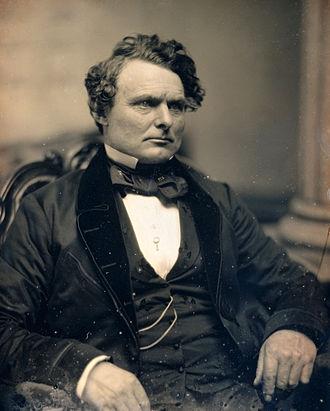 Donald McKay - Image: Donald Mc Kay by Southworth & Hawes, c 1850 1855