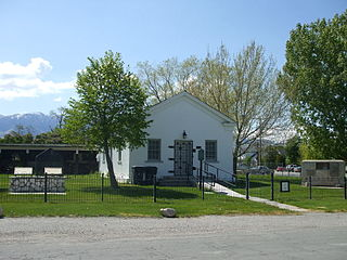 Grantsville School and Meetinghouse United States historic place