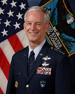 General Douglas M. Fraser, USAF