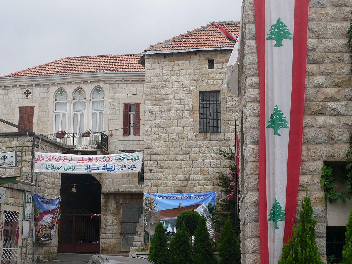 douma lebanon wikipedia