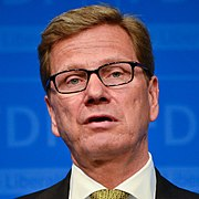Guido Westerwelle Dr-guido-westerwelle-fdpbundesaussenminister 2013 headshot square.jpg