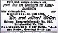 "Dr. med. Albert Weiler - Niederlassungsannonce im ""Generalanzeiger"".jpg"