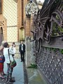 Drac i porta del Jardí de les Hespèrides P1440916.JPG