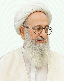 Mohammad Sadeqi Tehrani Iranian grand ayatollah