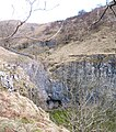 Dry waterfall, Dib Beck valley - geograph.org.uk - 1186202.jpg