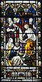 Dublin St. Patrick's Cathedral Ambulatory Southern Section Window Jubal Lower Scene 2012 09 26.jpg
