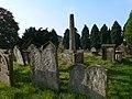 Dudleston Graveyard - geograph.org.uk - 592220.jpg
