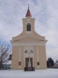 Dunaszentpál - Katolikus templom.jpg