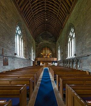 Dunkeld Cathedral - Image: Dunkeld Cathedral Interior 2, Dunkeld, UK Diliff