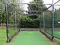 Dunmow Cricket Club cricket practice nets, Great Dunmow, Essex, England 04.jpg