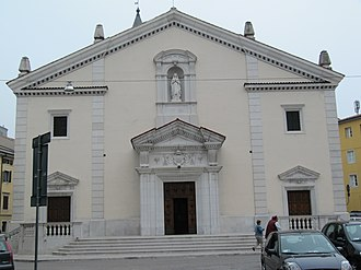 Roman Catholic Archdiocese of Gorizia - Gorizia Cathedral