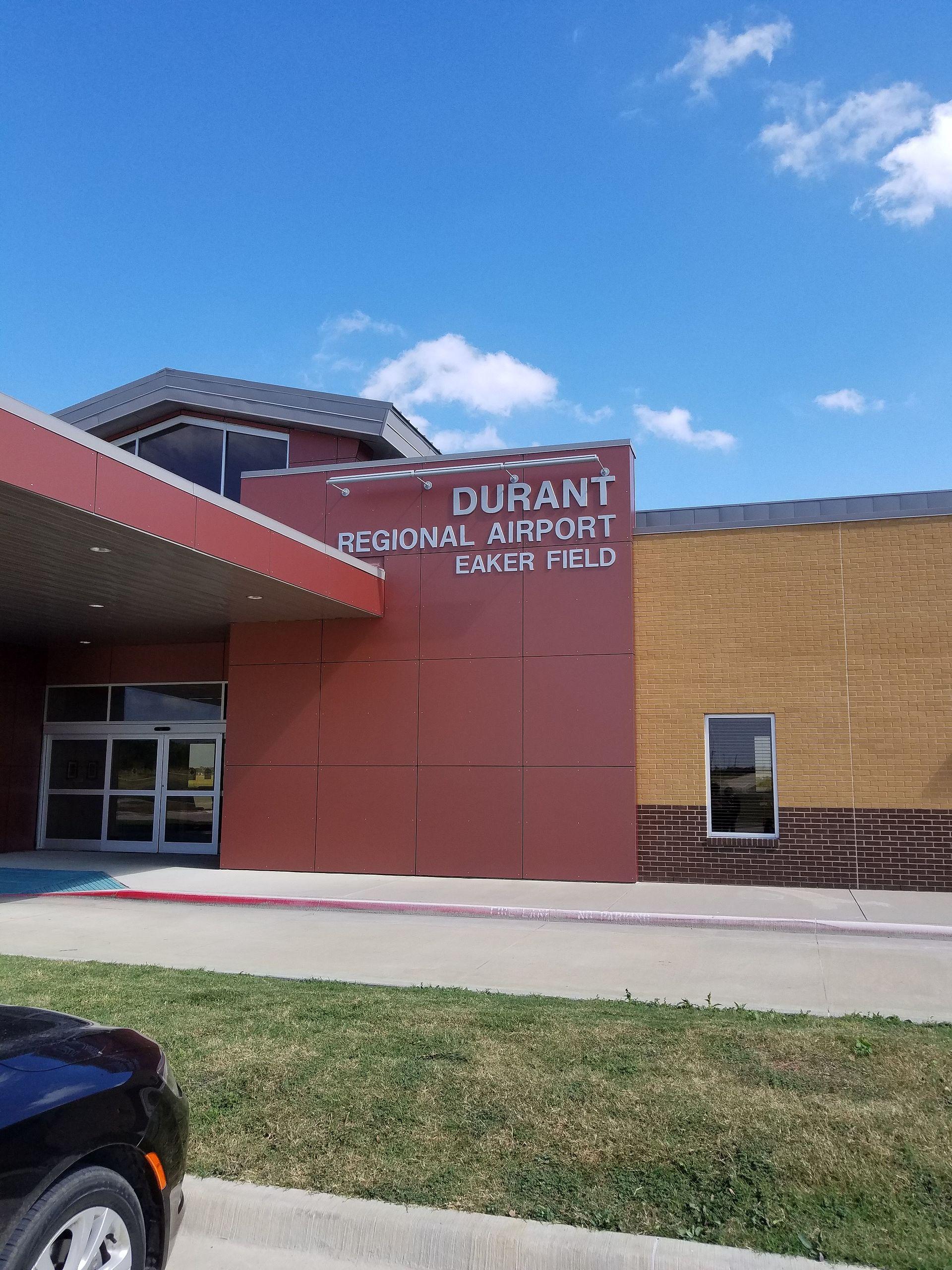 Durant Eaker Airport Car Rental