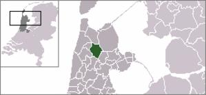 Niedorp - Image: Dutch Municipality Niedorp 2006