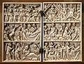 Dyptique en ivoire - Musée Sacré (Vatican).JPG