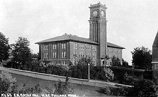 Bryan Hall (Washington State University)