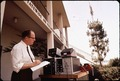 EDGAR STEPHENS, PROFESSOR OF ENVIRONMENTAL SCIENCE AT STATEWISE AIR POLLUTION RESEARCH CENTER, USING - NARA - 542661.tif