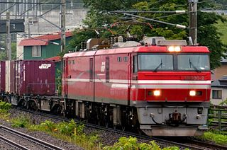 JR Freight Class EH800 Japanese electric locomotive type