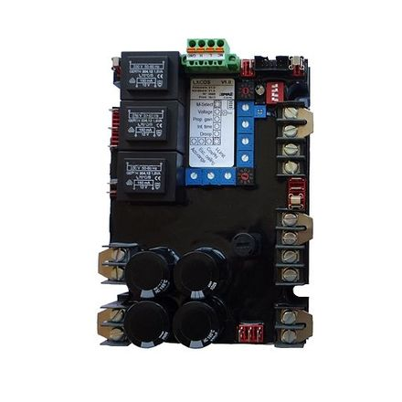 Voltage regulator for generators. EMRI LXCOS Voltage Regulator.jpg