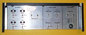 Cray X-MP - Image: EPFL CRAY I 2