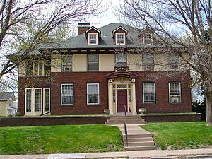 Davenport Register of Historic Properties - Image: EP Adler House