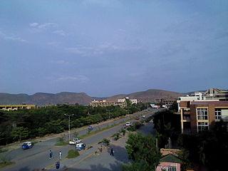 Dire Dawa City in Ethiopia