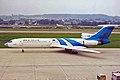 EW-85741 Tu-154M Belavia ZRH 28AUG99 (6790156998).jpg