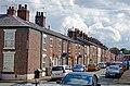 E side of Newton St from Crossal St intersection, Macclesfield.jpg