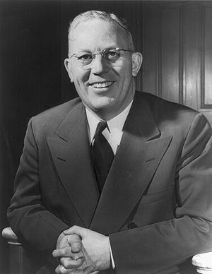 Earl Warren; Governor of California and Chief ...