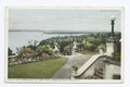 East Terrace and Lake, Hotel Champlain, Bluff Point, N. Y (NYPL b12647398-73939).tiff
