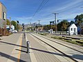 East toward Sugarmont station, Salt Lake City, Utah, Oct 16.jpg