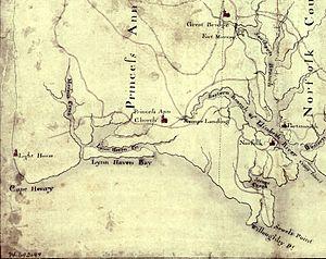 ���������� ������� 1775 �. �������