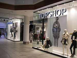 Basildon - Shops in the Eastgate Shopping Centre