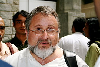 Eben Moglen - Moglen at GPL V3 conference in Bangalore, 2006
