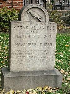 Edgar allan poes grave.jpg