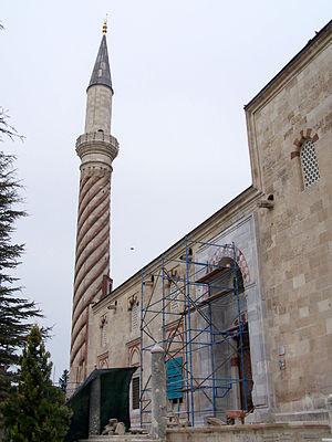 Üç Şerefeli Mosque - Image: Edirne 5219