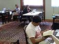 Editors at the UNC edit-a-thon, April 2013.jpg