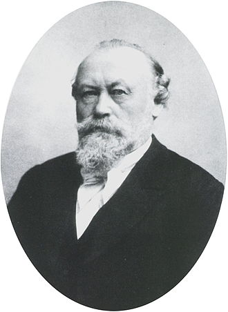 Eduard Friedrich Wilhelm Pflüger - Image: Eduard Pflüger